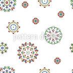 Ethno-Geometrie Vektor Ornament