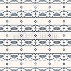 Piquenique Na Areia Design de padrão vetorial sem costura