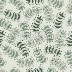 Elegant Branches Seamless Pattern