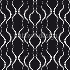 Georgina Black Seamless Vector Pattern Design