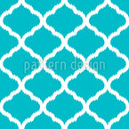 Moroccan Ikat Seamless Vector Pattern Design