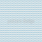Wavy Seamless Vector Pattern Design