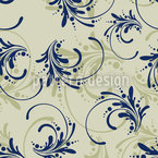 Express Blau Vektor Design