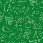 Math Is The Best Seamless Vector Pattern Design