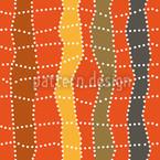 Aborigine Karo Rapportmuster