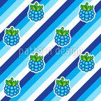Blackberries Pattern Design