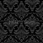 Opulence Gothic Seamless Vector Pattern Design