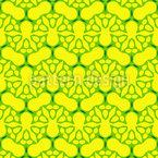 フレッシュでフルーティー シームレスなベクトルパターン設計