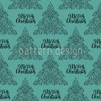 Eine Frohe Weihnachtsfeier Designmuster