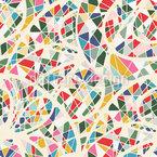Farbverteilung Nahtloses Vektor Muster