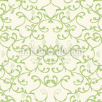 Free Tendrils Seamless Vector Pattern Design