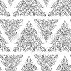 Mein Weihnachtsbaum Musterdesign