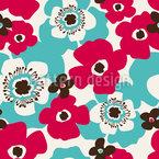 Cute Blossom Vector Design
