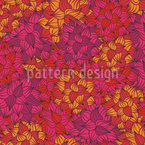 Splendid Bloom Seamless Vector Pattern