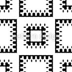Clear Patchwork Repeating Pattern