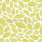Bananenblätter Nahtloses Muster