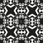 Mosaikartige Verbindung Muster Design
