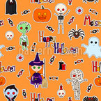 Halloween Party Design Pattern