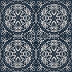 対称の美しさ シームレスなベクトルパターン設計