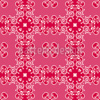 Floral-Tiles Repeat Pattern