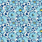 Sea Blossom Design Pattern