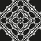 Dunkle Fliesen Nahtloses Muster