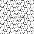 Lamello White Seamless Pattern
