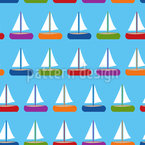 On The Sea Pattern Design