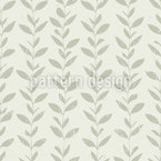 Leaf Garlands Seamless Pattern