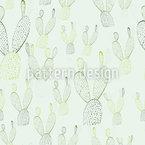 Hasenohren Nopal Kaktus Vektor Design
