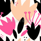 Bold And Beautiful Seamless Vector Pattern Design