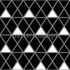 Porta Brilhante Design de padrão vetorial sem costura