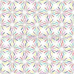 Colorful Sprinkles Seamless Vector Pattern Design