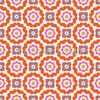 Cora Vektor Muster