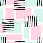 Abstrakte Rechtecke Musterdesign