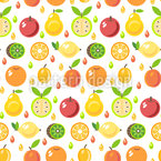Juicy Summer Repeating Pattern