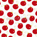 Baubles Seamless Pattern