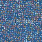 スティックのテクスチャ シームレスなベクトルパターン設計