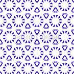 Mit Aufteilung Muster Design