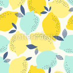 Sour But Sweet Seamless Pattern