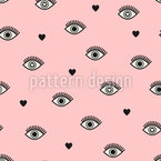 Lovely Eyes Design Pattern