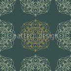 Light Mandala Pattern Design