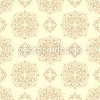 Helles Mandala Musterdesign
