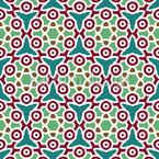 Arabic Stars Repeating Pattern