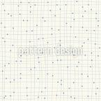 Punkte Auf Linien Nahtloses Vektormuster