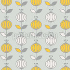 Lights Or Spring Buds Vector Design