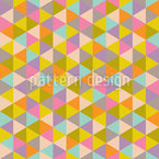 Triangle Explosion Pattern Design