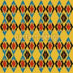 Stammestanz Tag Muster Design