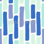 Fresh Spring Bars Seamless Vector Pattern Design