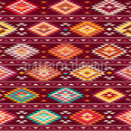 American Indian Repeat Pattern